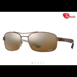 NWOT RB8318 Ray-Ban Polarized Sunglasses